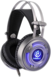 Rebeltec Hurricane 7.1 Gaming Headphones w/Vibration