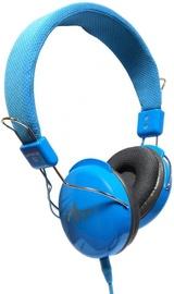 ART AP-60MB Multimedia Headphones w/Mic Blue