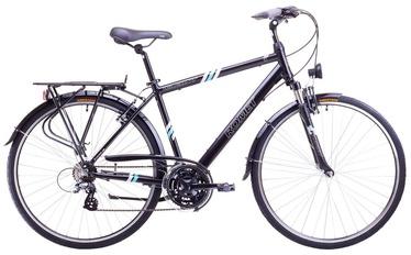 """Jalgratas Romet Wagant 1 19"""" 28"""" Black 17"""
