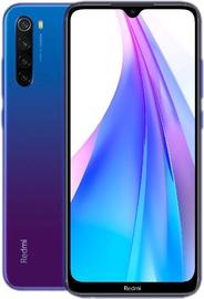 Nutitelefoni Xiaomi Note 8T 128GB Blue