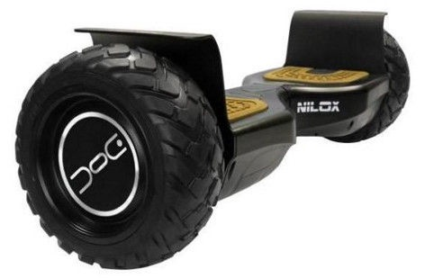 Nilox Doc Off Road Hoverboard Black Gold