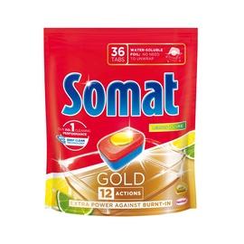 SOMAT GOLD LEMON DOYPACK 36
