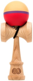 Kendama USA Kaizen 3.0 Shift Shape Berry Red KZN630