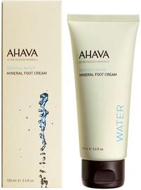 Крем для ног AHAVA Deadsea Water Mineral, 100 мл