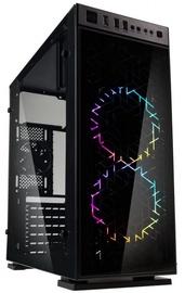 Kolink Case Inspire K1 RGB Tempered Glass Black
