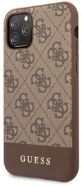 Guess 4G Stripe for Apple iPhone 11 Pro Brown
