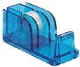 PMP Transparent Tape Holder Blue