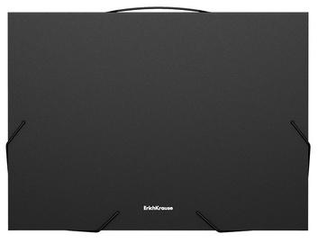 ErichKrause Folder With Handle Classic A4 Black