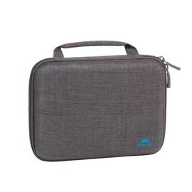 Rivacase 7512 Canvas Action Camera Case Grey