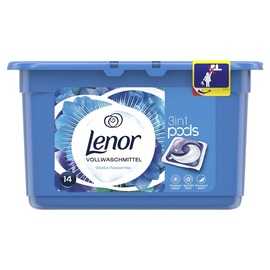 LENOR KAPSLID WATERLILY, 14 TK