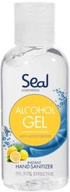Seal Alcohol Gel Hand Sanitizer 100ml Lemon