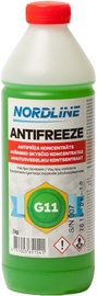 Nordline Longlife G11 Antifreeze Concentrate Green 1l