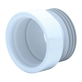 Muhv/ühendus WC tiesi W0210EU d100mm L94 (ANIPLAST)