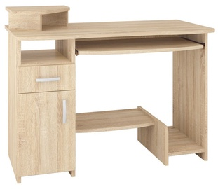 ML Meble Computer Table Beta Sonoma Oak