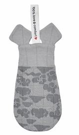 Pesukäsn Lodger Baby Washcloth And Pacifier Blanket Mist