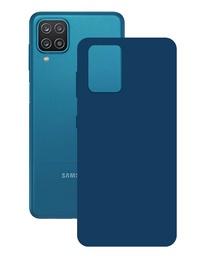 Silikoonist ümbris Ksix Samsung Galaxy A12 blue