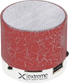 Juhtmevaba kõlar Esperanza XP101 Flash Red