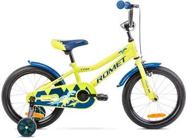 Laste jalgratas Romet Tom 16 9'' Green/Blue