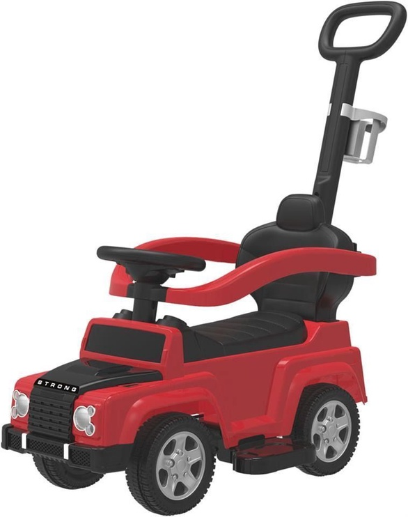 As Company Baby Ride-On Jeep HZ635 Red
