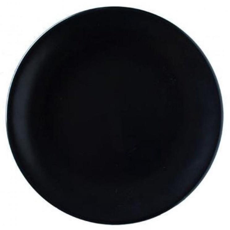 Cesiro Royal Dinner Plate D26cm Black