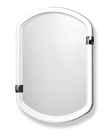 Karo Plast Bathroom Mirror Claudia 12001 White