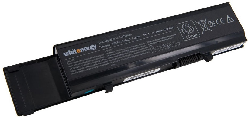 Whitenergy Battery Dell Vostro 3400/3500/3700 6600mAh