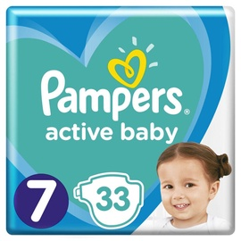 Pampers Active Baby S7 33