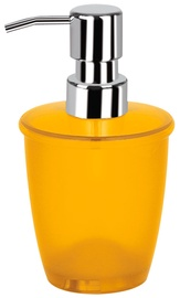 Spirella Soap Dispenser Toronto Plastic Orange