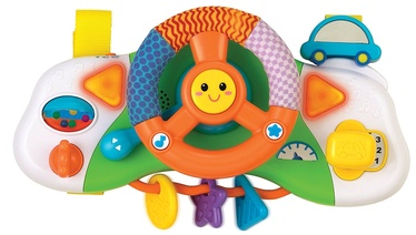 Smily Play WinFun Baby Driver Stroller/Car Seat 0704