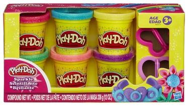 Plastiliin Play-doh, 6 värvi