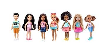 "Nukk Barbie ""BARBIE"" DWJ33"