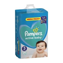 MÄHKMED PAMPERS ACTIVE BABY S3 152TK MB