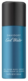 Davidoff Cool Water 150ml Deodorant Spray