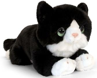 Keel Toys Cuddle Kitten Black 32cm