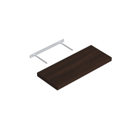 Velano Somona Floating Shelves 65084 FS WE60/24 595x235mm Brown