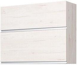 Bodzio Kitchen Cabinet Monia 90cm Horizontally Pearl Soma Oak