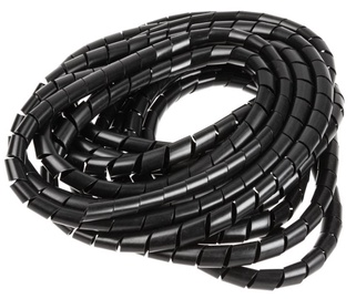InLine Cable Shielding 18mm x 10m Black