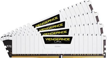 Corsair Vengeance LPX White 32GB 2666MHz CL16 DDR4 KIT OF 4 CMK32GX4M4A2666C16W