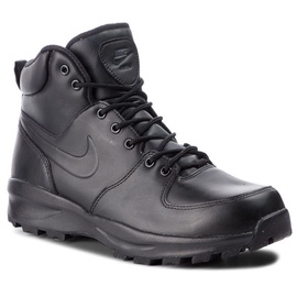 Nike Manoa Leather 454350-003 Black 45.5