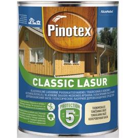 Puidukaitsevahend Pinotex Classic Lasur AE, mahagon 1L