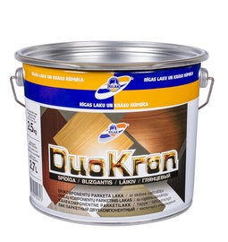 Rilak DuoKron Two-Component Parquet Varnish 2.7l Glossy