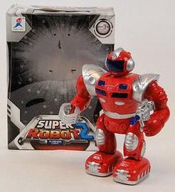 Mängurobot Tommy Toys Super Robot II 211414