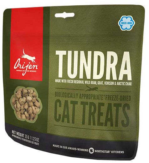 Orijen Tundra Cat Treats 35g