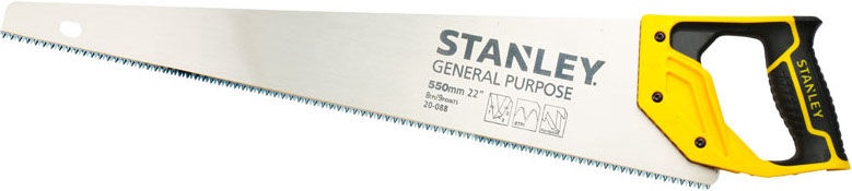 Stanley JetCut Saw 8TPI 550mm