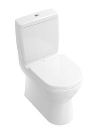 WC-pott Villeroy & Boch O. Novo 56581001/5788S101/9M88S101, kaanega, 360x640 mm