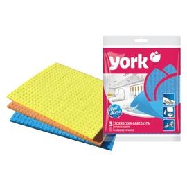 Niiskete lappide komplekt York, 3 tk, 17,5 x 15,5 cm