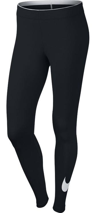 Nike Club Legging Logo 815997 010 Black XS
