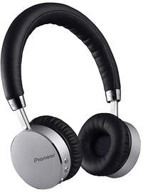 Pioneer SE-MJ561BT Bluetooth Headphones Silver