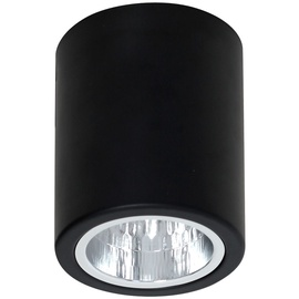 Luminex Downlight Round 07235 Black