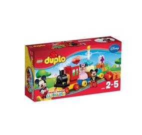 Konstruktor Lego Duplo Mickey&Minnie Birthday Parade 10597